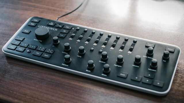 Loupedeck Review - Editing Console Side
