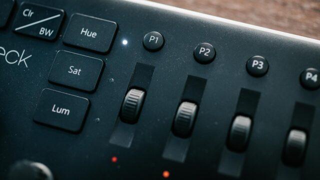 Loupedeck Review - HSL Control