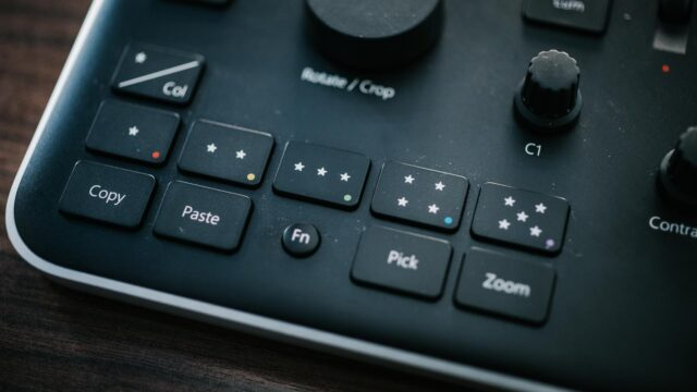 Loupedeck Review - Star Rating / Flag Buttons