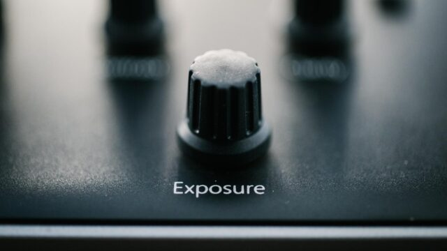Loupedeck Review - Exposure button