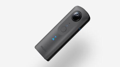 Ricoh Theta V – A New UHD 360 Camera
