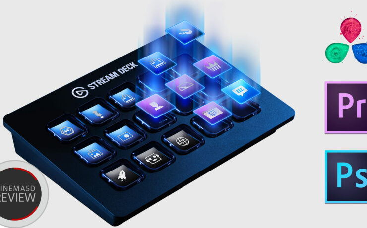 Elgato Stream Deck - a Programmable Keyboard for your Pro-App Workflow