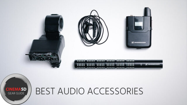 best audio accessories