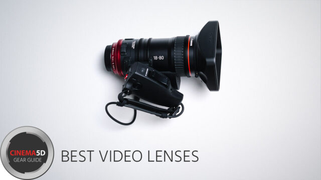 best video lenses