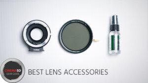best lens accessories