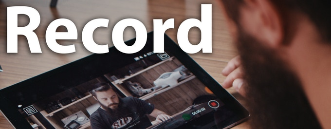 LukiLink Turns Your Smartphone Into a Monitor & Recorder