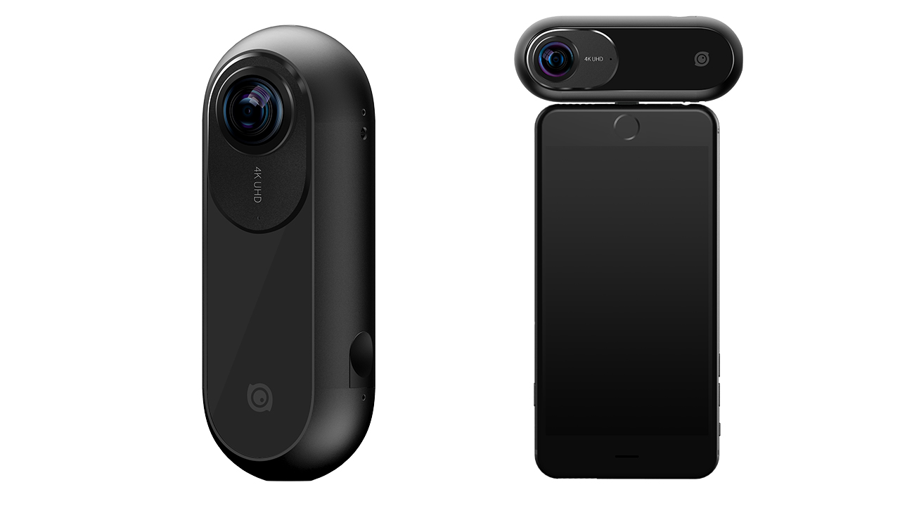 Insta360 ONE - The 4K 360 Cam That Makes Bullet Time Easy!