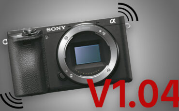 Sony a6500 Firmware Update V1.04 Improves Image Stabilisation