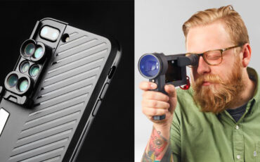 Shooting with an iPhone? Enhance Optics and Ergonomics with these Accessories!