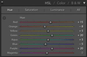 Loupedeck Review - Lightroom color palette