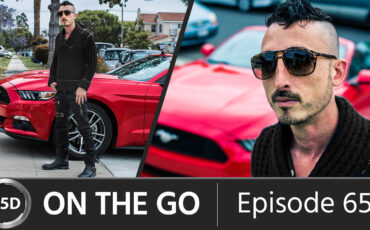 High-Octane Filmmaking - with Top Gear Director Avi Cohen - ON THE GO - Episode 65