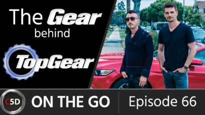 The Gear Behind Top Gear – with director Avi Cohen - ON THE GO - Episode 66