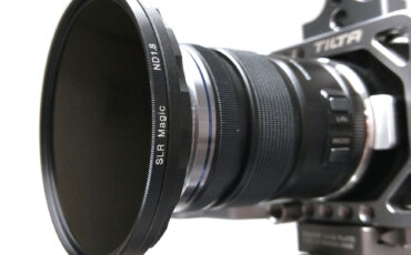 """New SLR Magic ND Filters and """"Sharpshooting"""" Program"""