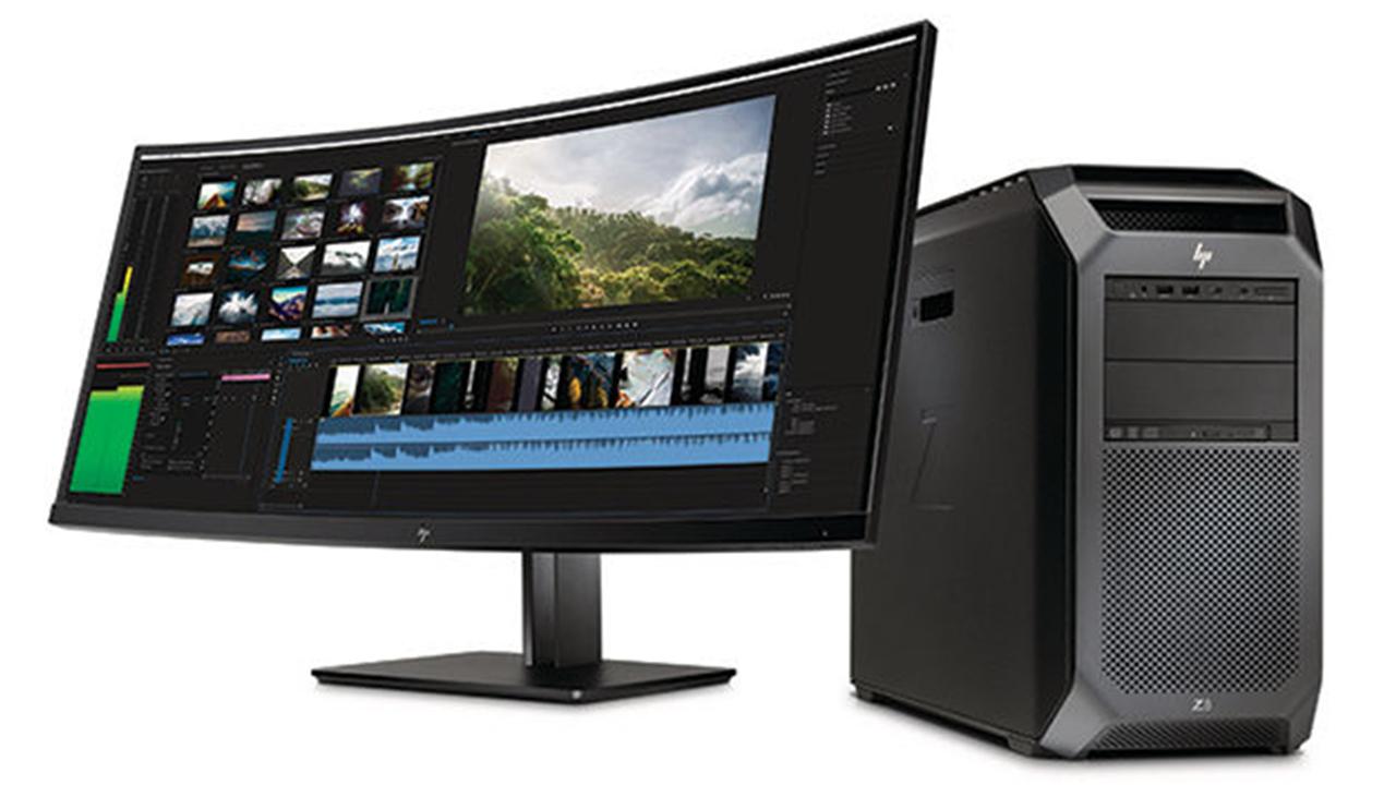 HPがZワークステーションを発表 - 3TB RAMを搭載可能