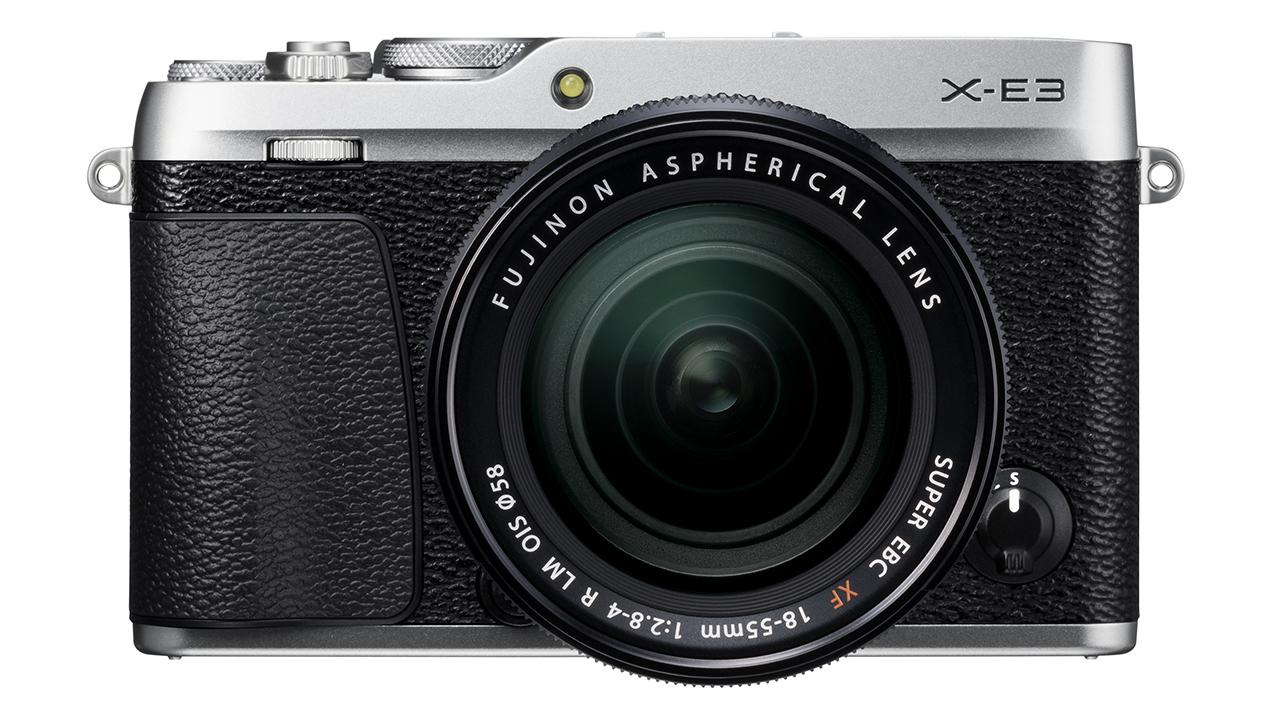 New FUJIFILM X-E3 Announced -Stylish APS-C 4K Travel Camera