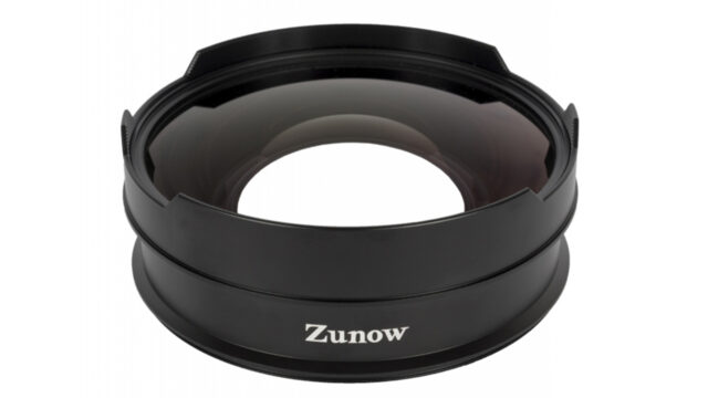 Zunow Cine Wide Attachment