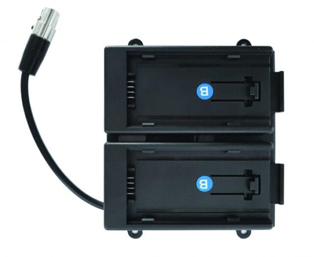TV Logic VFM-055A battery bracket
