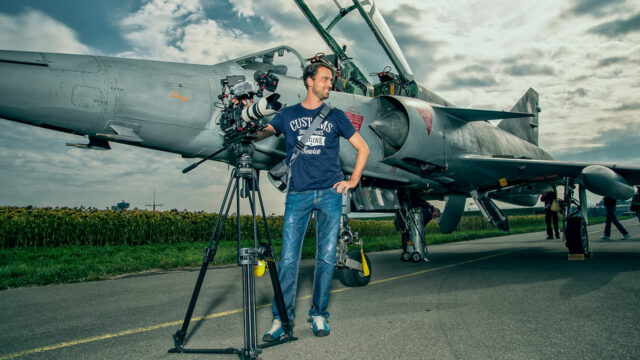 Filming Beautiful Jet Choreographies with Yannick Barthe – Talent Feature