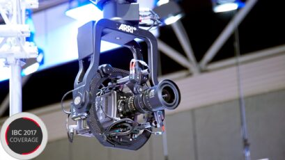 ARRI Stabilised Remote Head – The Next Step Up from ARRI Trinity