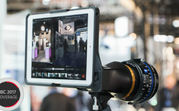 Artemis Prime Directors Viewfinder and App for iOS and Android