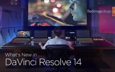 Blackmagic DaVinci Resolve 14 Now Available for Download for Free, with New Features