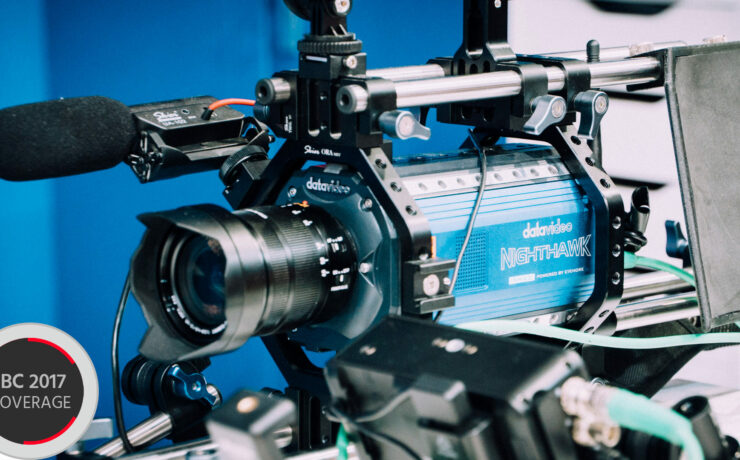 Datavideo Joins the Pro Camera Game With their Nighthawk Micro 4/3 Camera