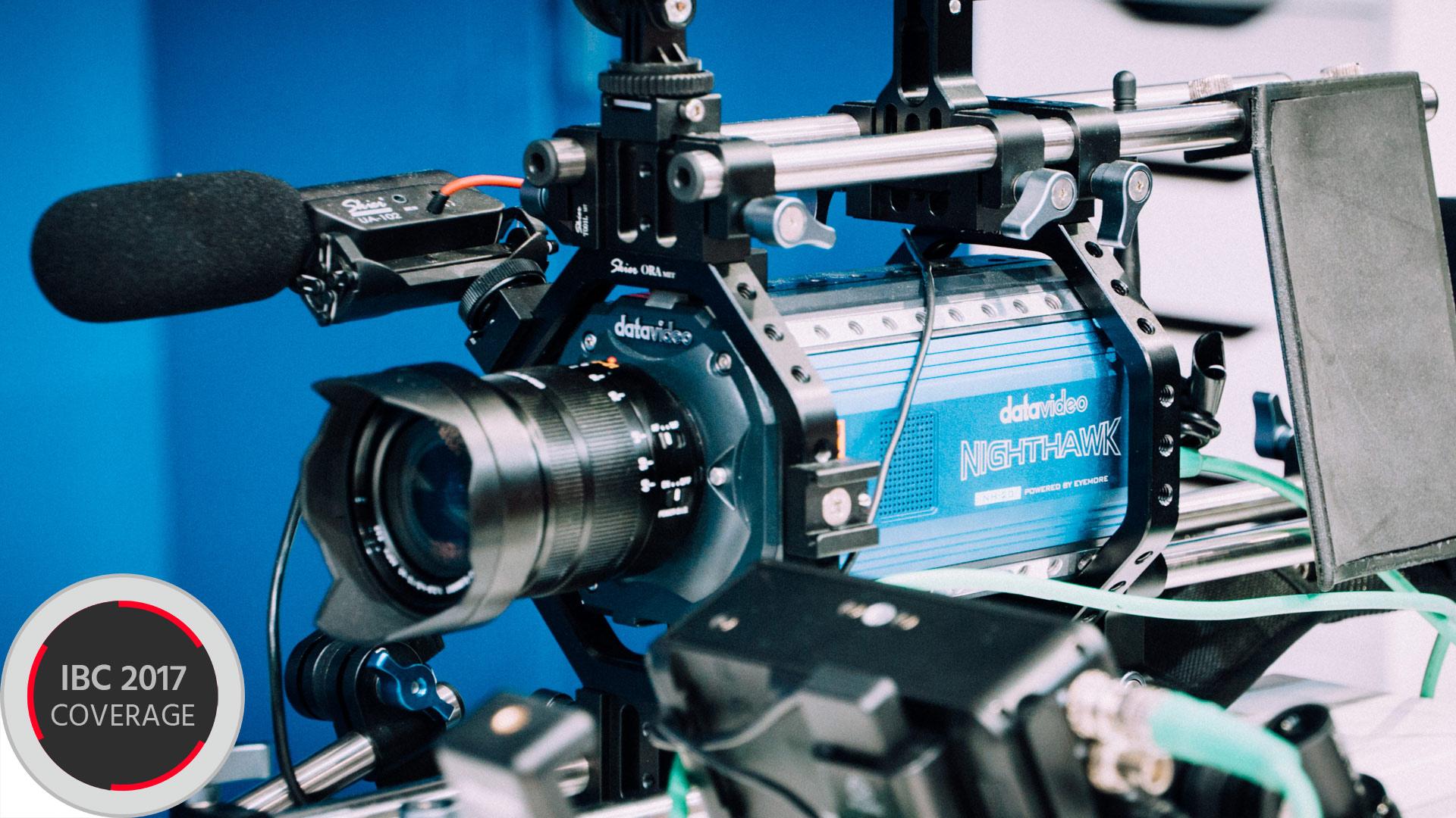 DatavideoがNighthawkでプロカメラ市場に参入