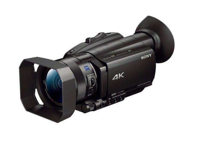 Sony Unveils 3 New 1-inch Sensor Camcorders – AX700, NX80 & Z90