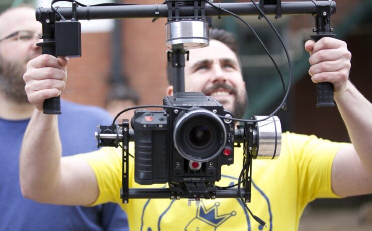 Are Gimbals the New Tripods?