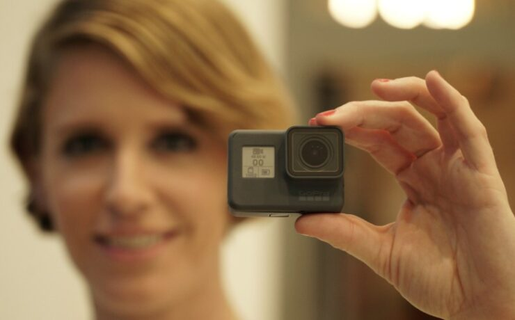 GoPro HERO6 Black Announced -  Custom Designed GP1 Processor, 4K60p and Full HD 240 FPS Capable Camera