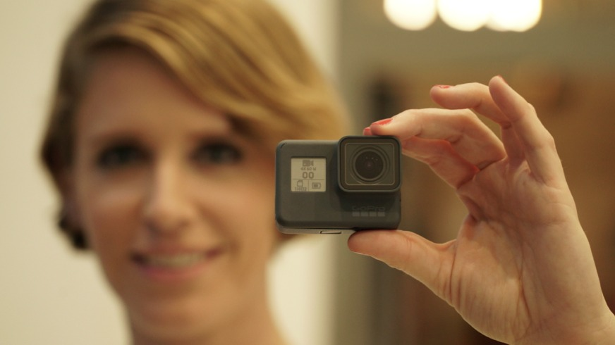 GoProがHERO6 Blackを発表 - 4K/60p、FHD/240pをサポート