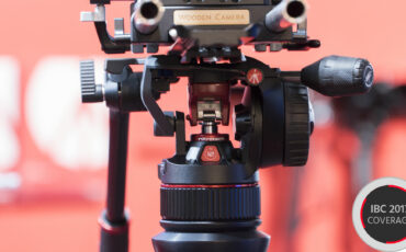 Manfrotto Nitrotech N12 Fluid Video Head Introduced