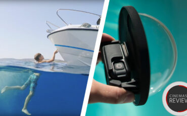 PolarPro FiftyFifty Review – A New Way to Compose Your Watersport Shots