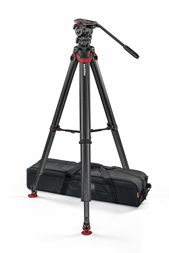 Sachtler Flowtech 75 Introduced – Reinventing the Tripod