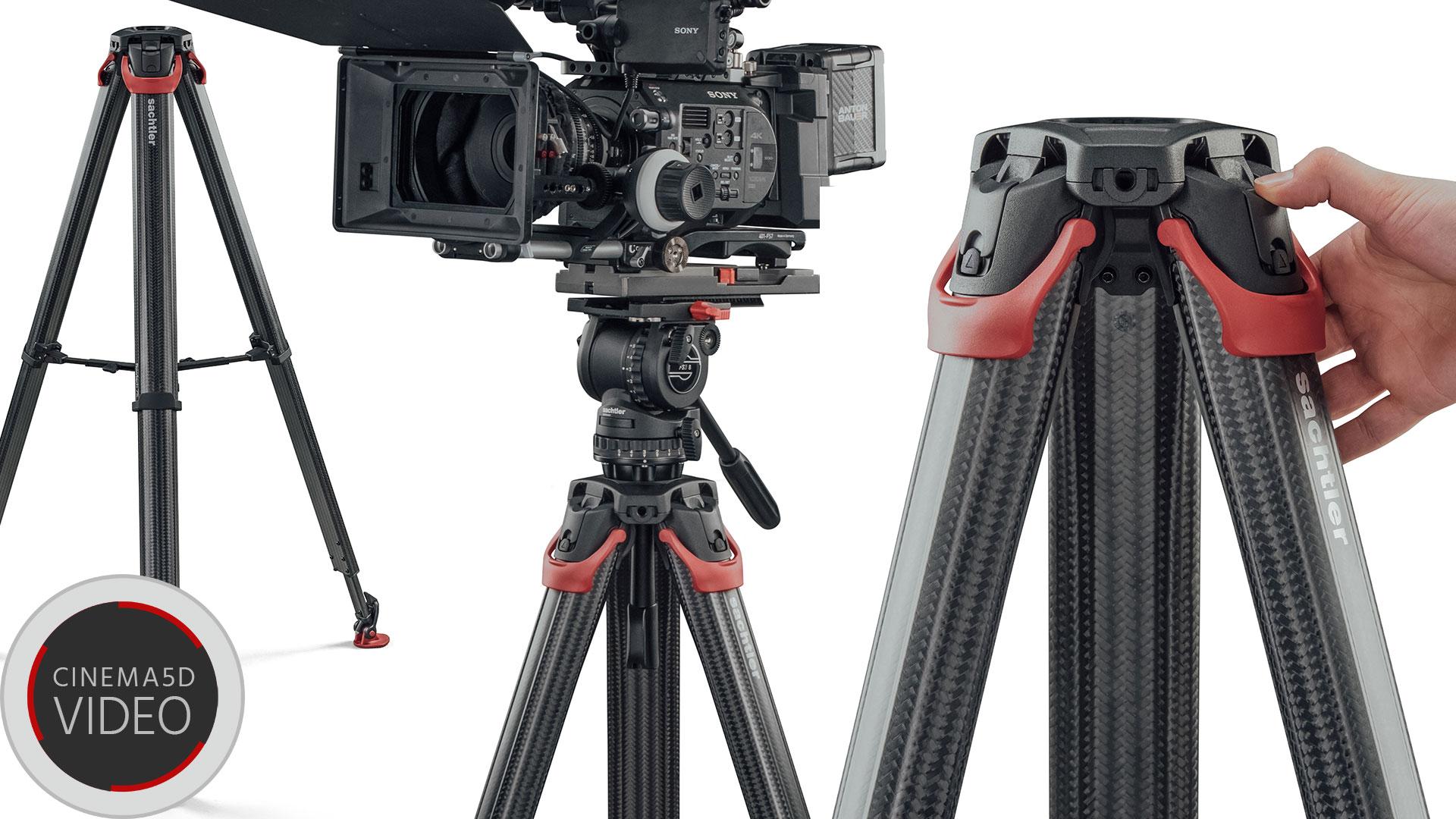 ザハトラーが次世代の三脚Flowtech 75を発表 | cinema5D