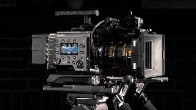 Sony VENICE CineAlta Full-Frame 35mm 6K Camera Announced