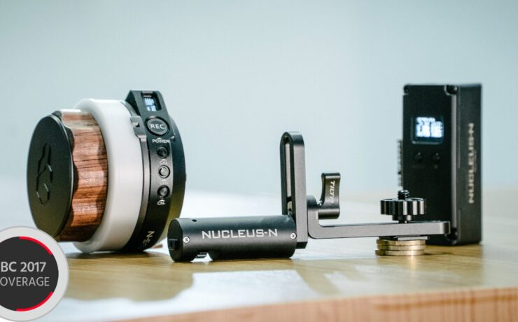 Tilta Nucleus N - $399 Remote Micro Follow Focus For Your Rig
