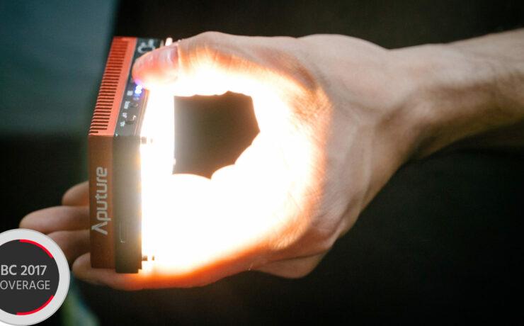 Aputure Amaran MX - the Brightest Mini LED on the Market