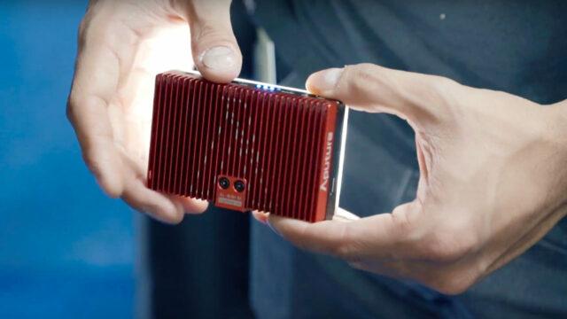 Aputure MX – the Brightest Mini LED on the Market