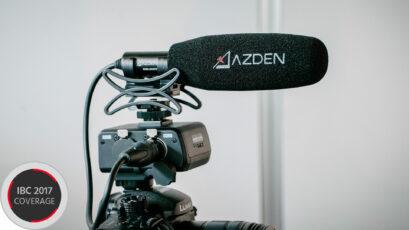 Azden SGM-250CX Provides Compact Directional On-Camera Sound