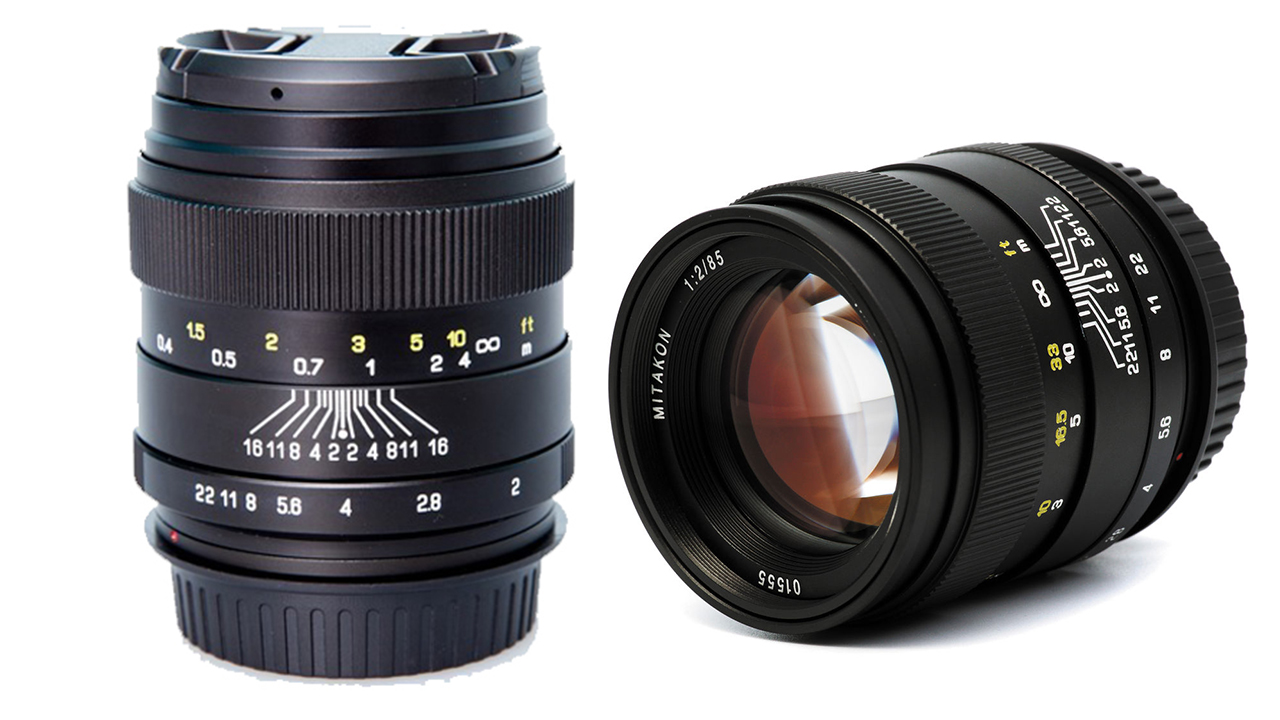Zhongyi OpticsがMitakon Creatorシリーズプライムレンズを発売 - 35mm f/2と85mm f/2、Eマウント