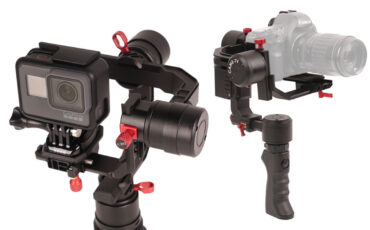Came-TV Prophet and Spry – 2 New Multi-Function Gimbals