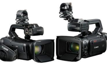 Canon Announces New 4K 50p Camcorders – Canon XF405 & XF400