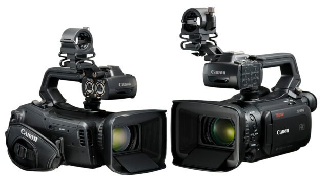Canon Announces New 4K 50p Camcorders – Canon XF405 & XF400