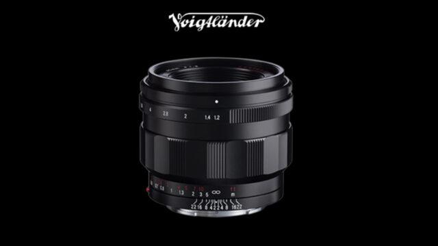 Voigtlander Nokton 40mm f1.2