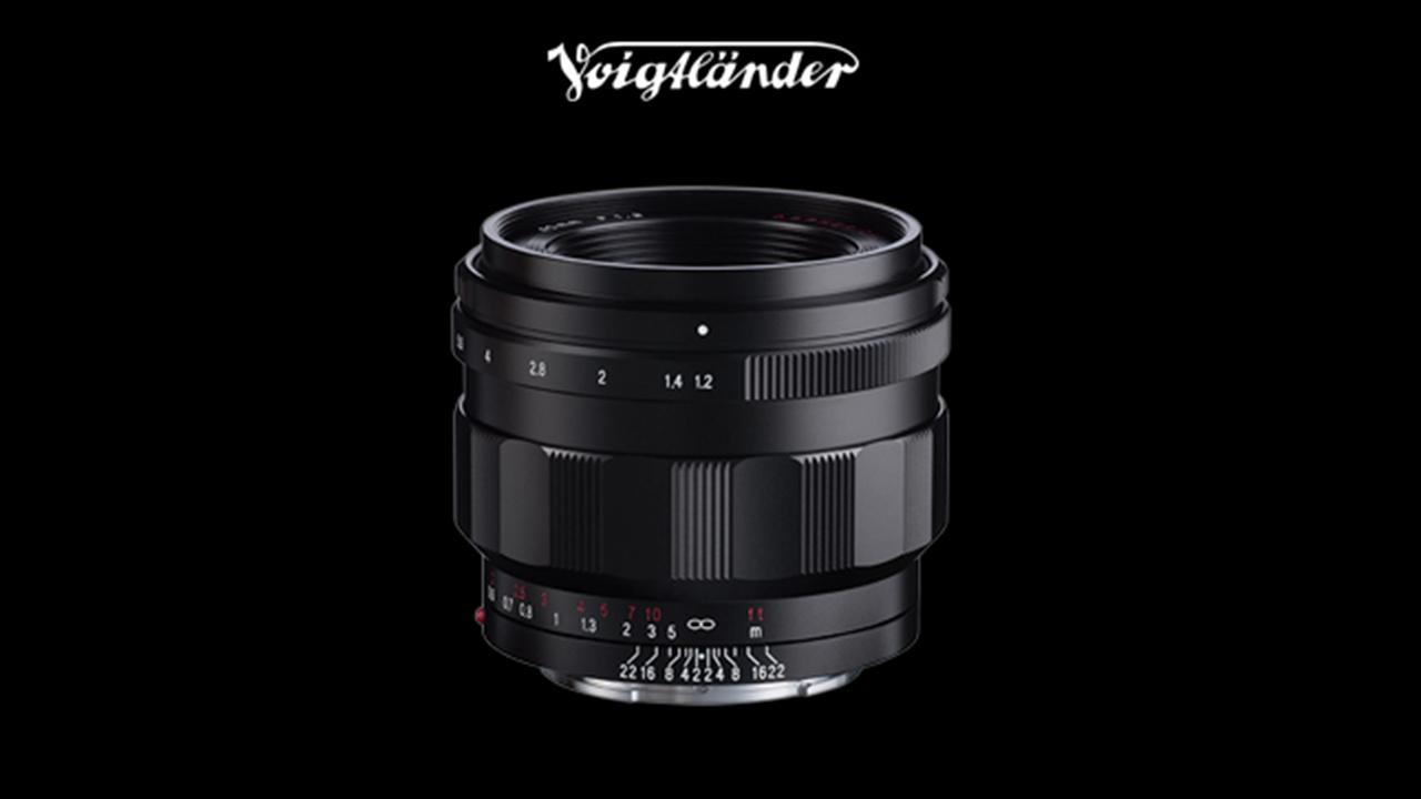 コシナVoigtlander Nokton 40mm f1.2 - ソニーEマウント用プライムレンズ