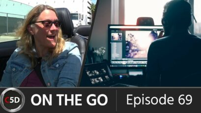 Freelancing Tips from Sound Designer Cheryl Ottenritter - ON THE GO - Episode 69