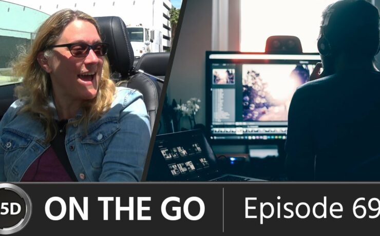 Freelancing Tips from Sound Designer Cheryl Ottenritter - ON THE GO - Episode 69
