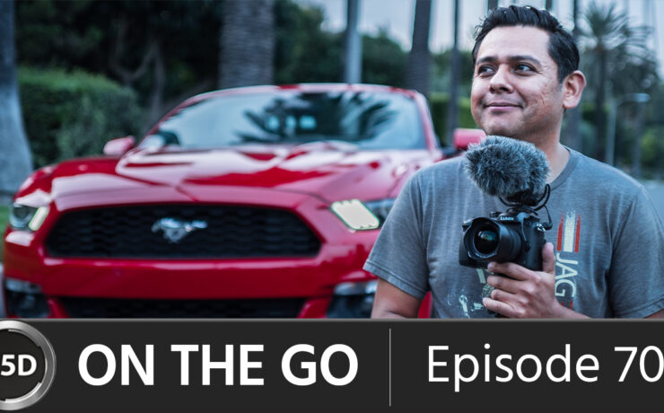 From Jag35 to YouTuber – with Jehu Garcia – ON THE GO – Episode 70