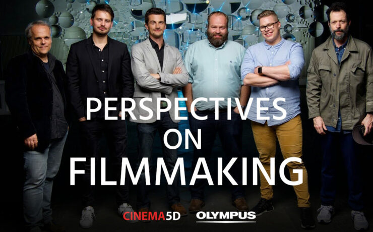 Perspectives on Filmmaking, Episode 1 - The Freedom to Shoot with Small Gear